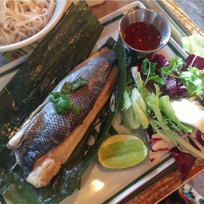 Thaikhun Nottingham sea bass