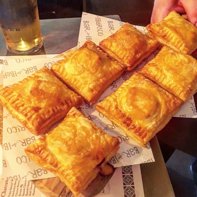 Bar Iberico Nottingham tapas empanadas