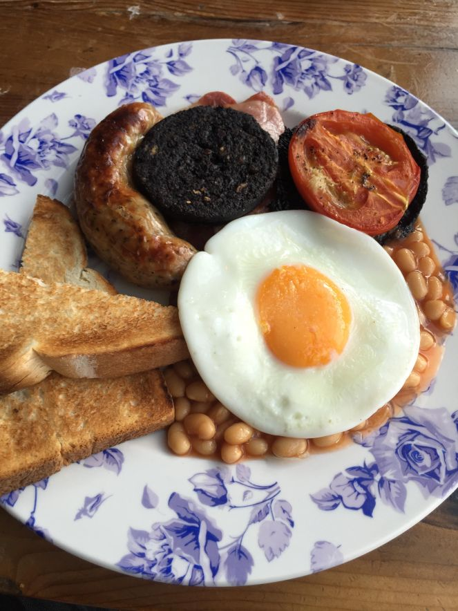 curious manor nottingham brunch breakfast